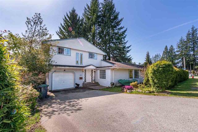 1069 Montroyal Boulevard, North Vancouver, BC V7R 2H5 (#R2563450) :: 604 Realty Group