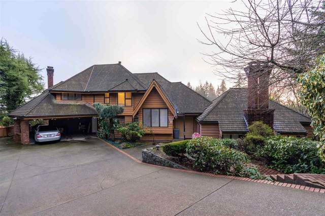1366 Cammeray Road, West Vancouver, BC V7S 2N3 (#R2563451) :: 604 Realty Group