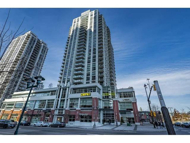 3007 Glen Drive #1907, Coquitlam, BC V3B 0L8 (#R2563485) :: 604 Realty Group
