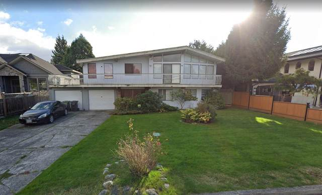11740 Mellis Drive, Richmond, BC V6X 1M1 (#R2563516) :: Ben D'Ovidio Personal Real Estate Corporation | Sutton Centre Realty