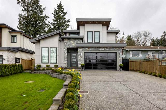 2253 154 Street, Surrey, BC V4A 4S6 (#R2563539) :: Ben D'Ovidio Personal Real Estate Corporation | Sutton Centre Realty