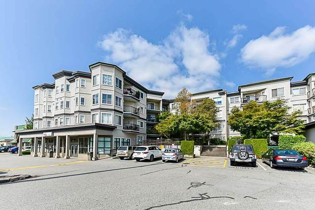 5759 Glover Road #215, Langley, BC V3A 8M8 (#R2563572) :: Ben D'Ovidio Personal Real Estate Corporation | Sutton Centre Realty