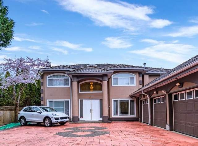 9011 Francis Road, Richmond, BC V6Y 1A9 (#R2563594) :: Ben D'Ovidio Personal Real Estate Corporation | Sutton Centre Realty