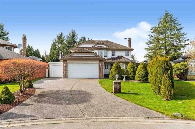16579 Magnolia Close, Surrey, BC V4N 1W7 (#R2563599) :: Macdonald Realty