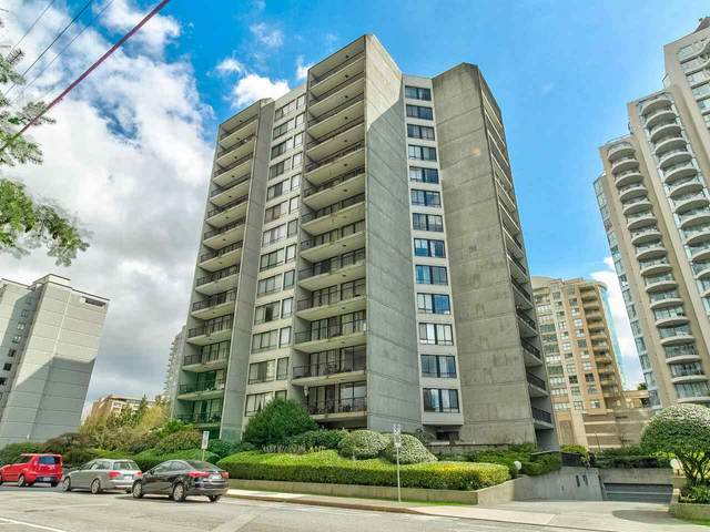 710 Seventh Avenue #1001, New Westminster, BC V3M 5V3 (#R2563627) :: Ben D'Ovidio Personal Real Estate Corporation   Sutton Centre Realty