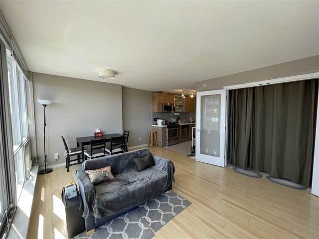 9981 Whalley Boulevard #2506, Surrey, BC V3T 0G6 (#R2563653) :: Macdonald Realty