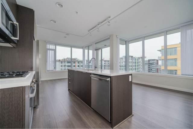 8628 Hazelbridge Way #1607, Richmond, BC V6X 0R5 (#R2563664) :: Ben D'Ovidio Personal Real Estate Corporation | Sutton Centre Realty