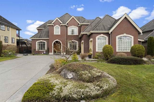 17135 85 Avenue, Surrey, BC V4N 0B1 (#R2563680) :: Macdonald Realty