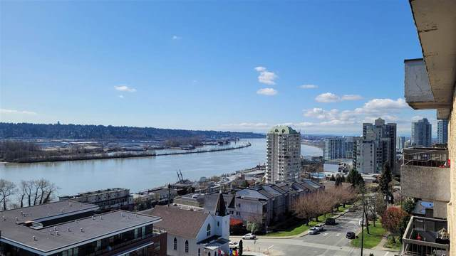 209 Carnarvon Street #1002, New Westminster, BC V3L 1B7 (#R2563685) :: Ben D'Ovidio Personal Real Estate Corporation   Sutton Centre Realty