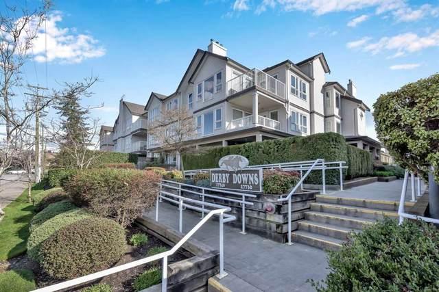 17740 58A Avenue #307, Surrey, BC V3S 8M5 (#R2563692) :: Macdonald Realty