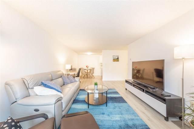 7295 Moffatt Road #121, Richmond, BC V6Y 3E5 (#R2563717) :: Ben D'Ovidio Personal Real Estate Corporation | Sutton Centre Realty