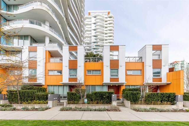 13303 Central Avenue Th3, Surrey, BC V3T 0K6 (#R2563719) :: Macdonald Realty