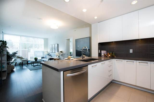 4880 Bennett Street #205, Burnaby, BC V5H 0C1 (#R2563729) :: Ben D'Ovidio Personal Real Estate Corporation   Sutton Centre Realty