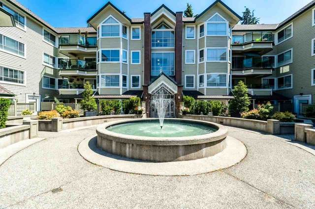 3690 Banff Court #209, North Vancouver, BC V7H 2Y7 (#R2563750) :: Ben D'Ovidio Personal Real Estate Corporation | Sutton Centre Realty