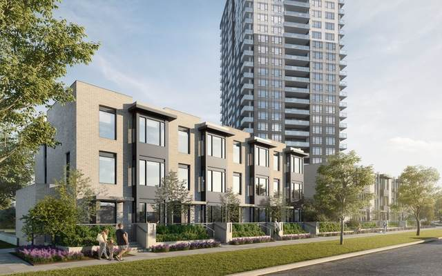 10180 133 Street Th6, Surrey, BC V3T 3C6 (#R2563794) :: Ben D'Ovidio Personal Real Estate Corporation | Sutton Centre Realty