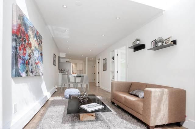 2125 York Avenue #102, Vancouver, BC V6K 1C4 (#R2563836) :: Ben D'Ovidio Personal Real Estate Corporation | Sutton Centre Realty