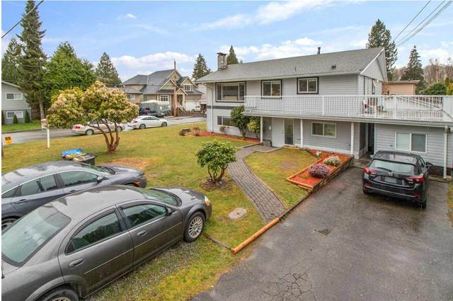 3625 Flint Street, Port Coquitlam, BC V3B 4J9 (#R2563838) :: 604 Realty Group