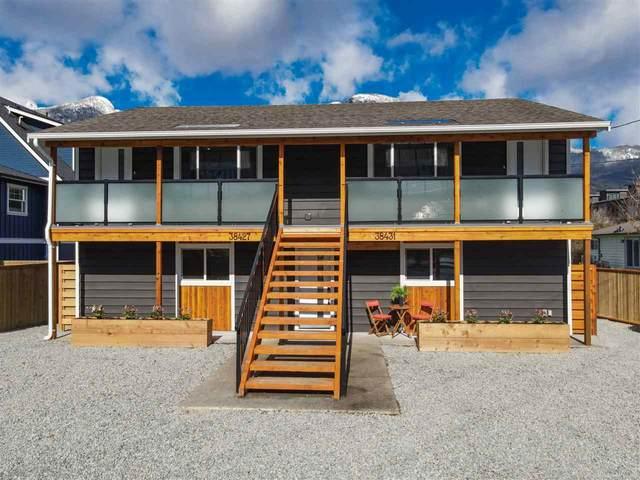 38427 Buckley Avenue, Squamish, BC V8B 0M4 (#R2563855) :: 604 Realty Group