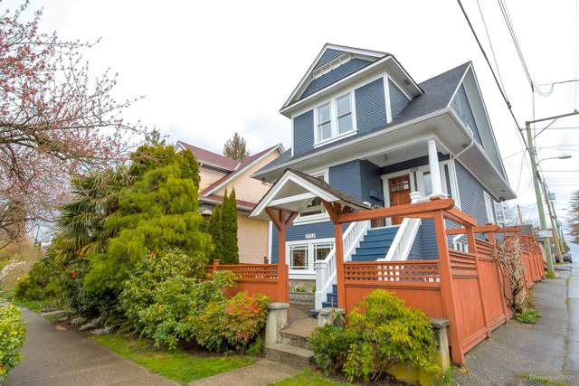 2724 Carolina Street, Vancouver, BC V5T 3T2 (#R2563913) :: Ben D'Ovidio Personal Real Estate Corporation | Sutton Centre Realty