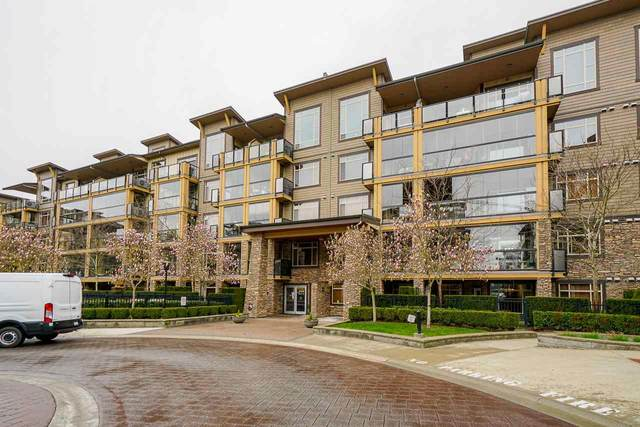 8258 207A Street #561, Langley, BC V2Y 0M5 (#R2563945) :: 604 Realty Group