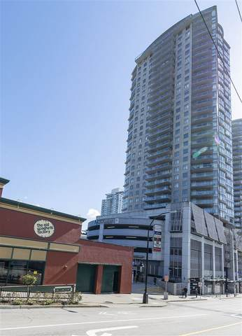 888 Carnarvon Street #2607, New Westminster, BC V3M 0C6 (#R2563952) :: Ben D'Ovidio Personal Real Estate Corporation | Sutton Centre Realty