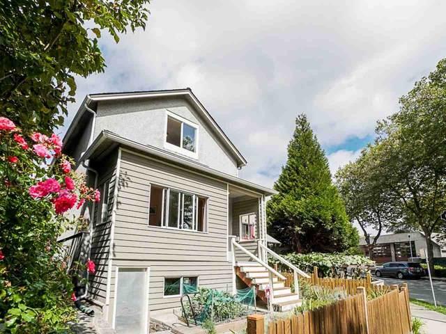 657 Atlantic Street, Vancouver, BC V6A 2J9 (#R2564097) :: Ben D'Ovidio Personal Real Estate Corporation | Sutton Centre Realty