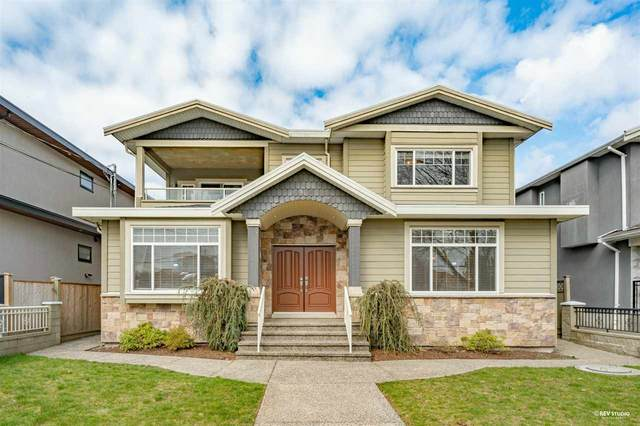 8167 11TH Avenue, Burnaby, BC V3N 2P1 (#R2564303) :: Ben D'Ovidio Personal Real Estate Corporation | Sutton Centre Realty