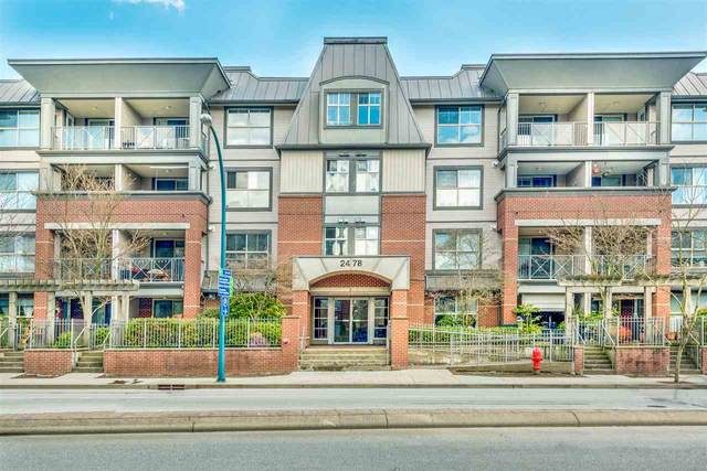 2478 Shaughnessy Street #401, Port Coquitlam, BC V3C 0A1 (#R2564352) :: 604 Realty Group