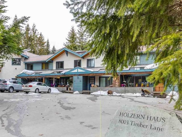 8003 Timber Lane #11, Whistler, BC V8E 1K9 (#R2564397) :: RE/MAX City Realty