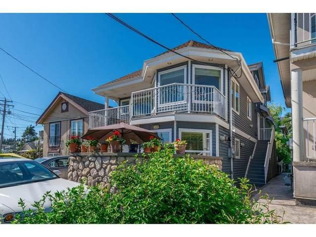 14763 Marine Drive, White Rock, BC V4B 1B9 (#R2564494) :: RE/MAX City Realty