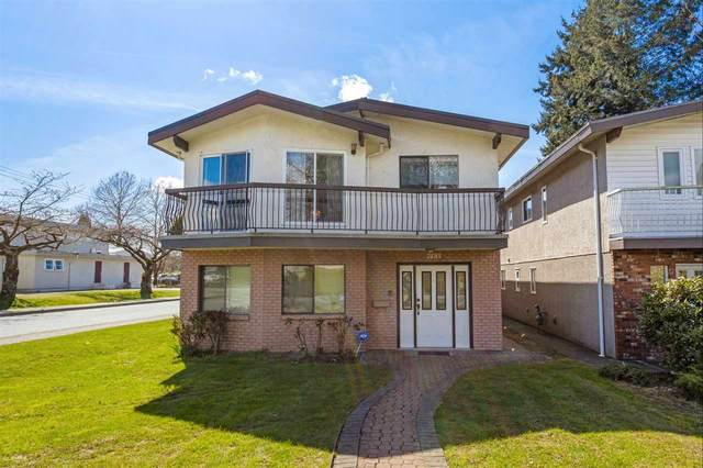 7485 1ST Street, Burnaby, BC V3N 3S9 (#R2564511) :: Ben D'Ovidio Personal Real Estate Corporation | Sutton Centre Realty