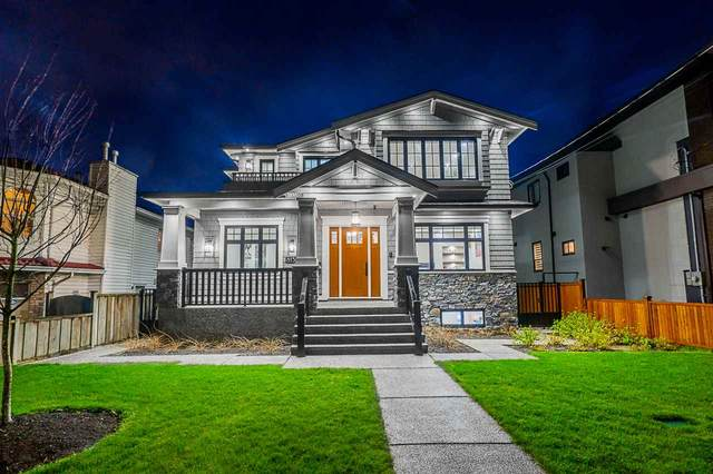 8151 13TH Avenue, Burnaby, BC V3N 2G3 (#R2564569) :: Ben D'Ovidio Personal Real Estate Corporation | Sutton Centre Realty