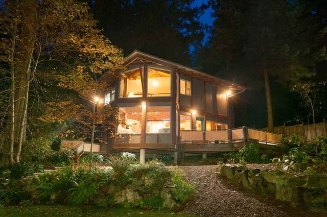901 Windjammer Road, Bowen Island, BC V0N 1G2 (#R2564577) :: 604 Realty Group