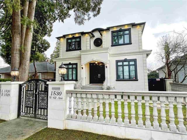 1530 W 62ND Avenue, Vancouver, BC V6P 2E9 (#R2564600) :: Ben D'Ovidio Personal Real Estate Corporation | Sutton Centre Realty