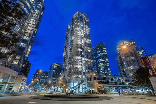 1199 Marinaside Crescent #2701, Vancouver, BC V6Z 2Y2 (#R2564661) :: Initia Real Estate