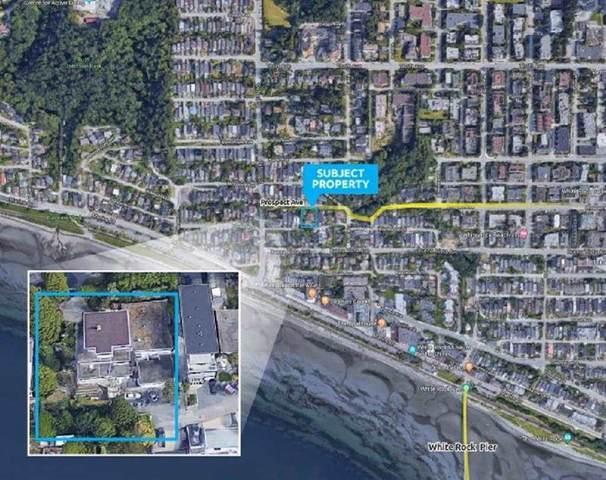 14858 Prospect Avenue, White Rock, BC V4B 2B1 (#R2564685) :: Ben D'Ovidio Personal Real Estate Corporation | Sutton Centre Realty