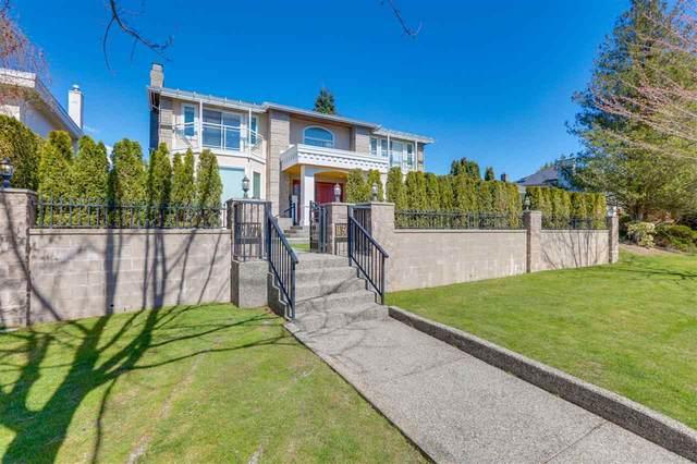 1377 W 50TH Avenue, Vancouver, BC V6P 1B4 (#R2564727) :: Ben D'Ovidio Personal Real Estate Corporation | Sutton Centre Realty