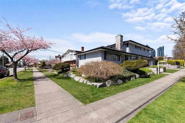 7191 Frederick Avenue, Burnaby, BC V5J 3X8 (#R2564781) :: Ben D'Ovidio Personal Real Estate Corporation | Sutton Centre Realty