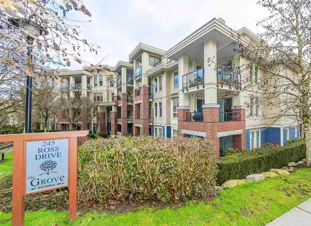 245 Ross Drive #106, New Westminster, BC V3L 0C6 (#R2564797) :: Ben D'Ovidio Personal Real Estate Corporation | Sutton Centre Realty