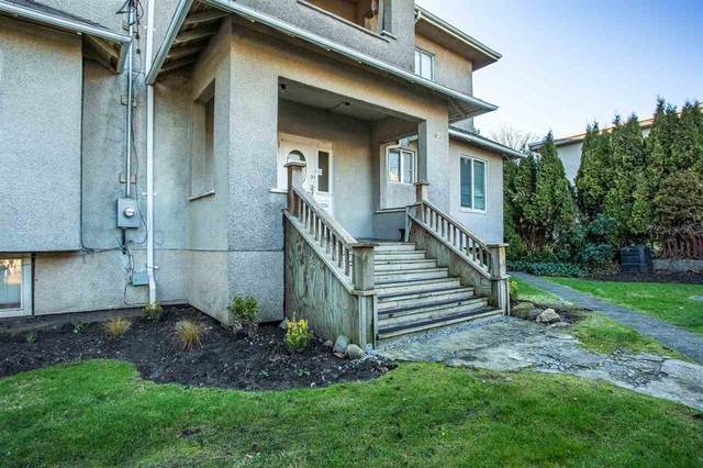 613 Robson Avenue, New Westminster, BC V3M 1M8 (#R2564802) :: Ben D'Ovidio Personal Real Estate Corporation | Sutton Centre Realty