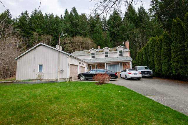 48270 Cottonwood Road, Boston Bar / Lytton, BC V0K 1C0 (#R2564832) :: Ben D'Ovidio Personal Real Estate Corporation | Sutton Centre Realty