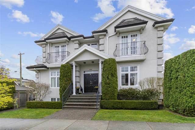 3188 Vine Street, Vancouver, BC V6K 3L6 (#R2564857) :: Initia Real Estate