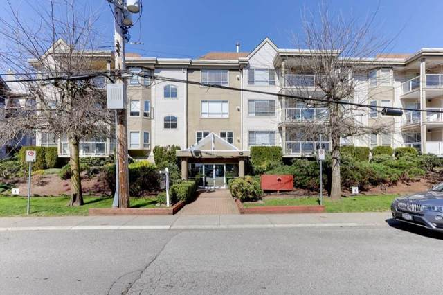 20257 54 Avenue #203, Langley, BC V3A 3W2 (#R2564874) :: 604 Realty Group