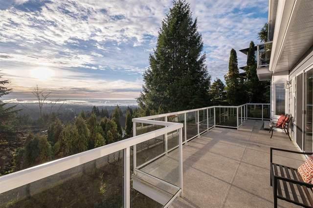 555 Craigmohr Drive, West Vancouver, BC V7S 1X1 (#R2564898) :: Ben D'Ovidio Personal Real Estate Corporation | Sutton Centre Realty