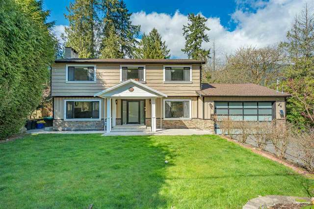5495 Greenleaf Road, West Vancouver, BC V7W 1N5 (#R2565072) :: RE/MAX City Realty