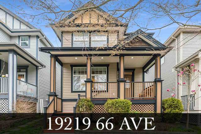 19219 66 Avenue, Surrey, BC V4N 0B9 (#R2565146) :: Ben D'Ovidio Personal Real Estate Corporation | Sutton Centre Realty