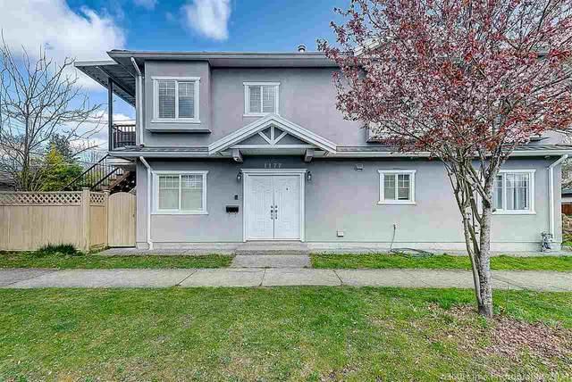 1177 E 53RD Avenue, Vancouver, BC V5X 1J9 (#R2565164) :: Ben D'Ovidio Personal Real Estate Corporation   Sutton Centre Realty