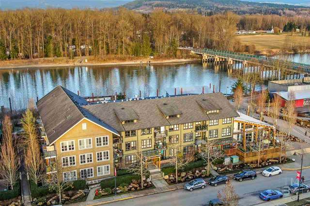 23285 Billy Brown Road #103, Langley, BC V1M 0C8 (#R2565294) :: 604 Realty Group