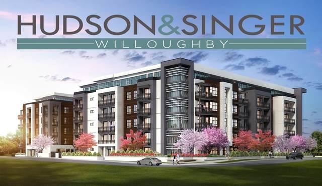20838 78B Avenue #210, Langley, BC V0V 0V0 (#R2565307) :: 604 Realty Group