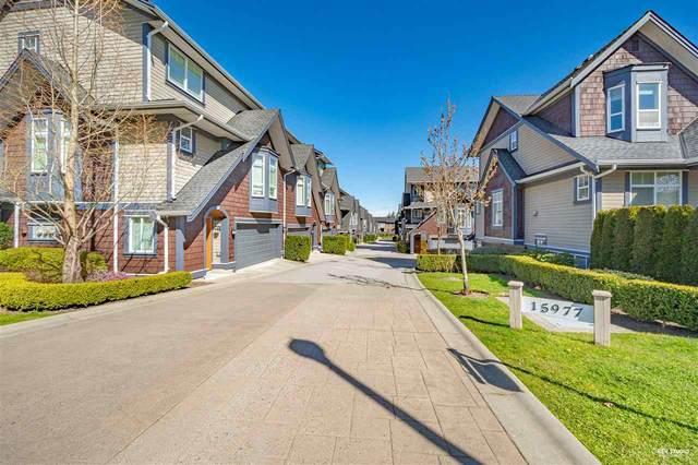 15977 26 Avenue #19, Surrey, BC V3Z 2W7 (#R2565345) :: RE/MAX City Realty